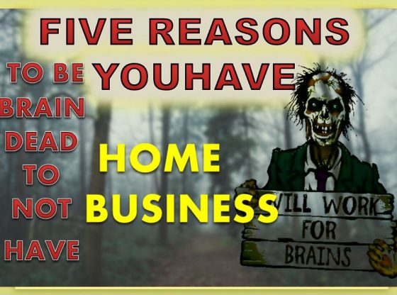 Zombie Business Starter